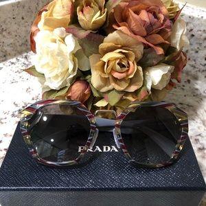 75671ff18435 Prada Accessories | Irregular Cat Eye Sunglasses | Poshmark